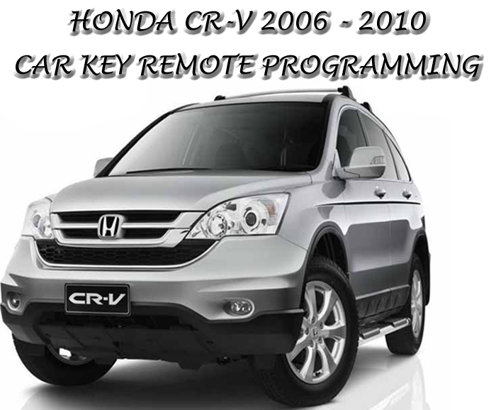 honda crv key remote