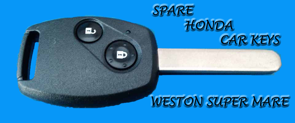 North Somerset Honda Replacement Keys