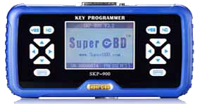 remote doctor uses skp-900 key programmer